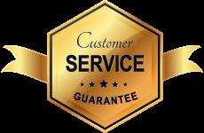 Customer Service Guarantee